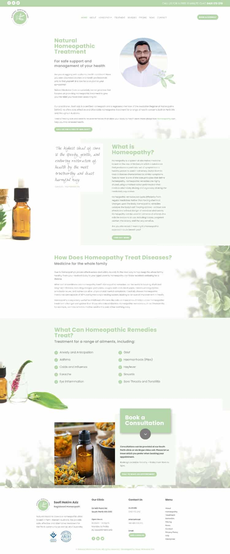 Natural Medicine Care